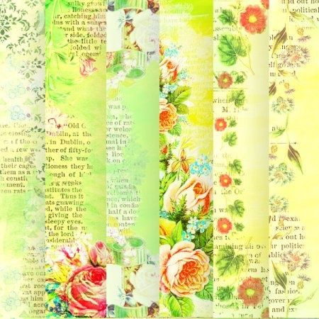 Free Digital Scrapbooking Kits Cu Spring Papers Free With