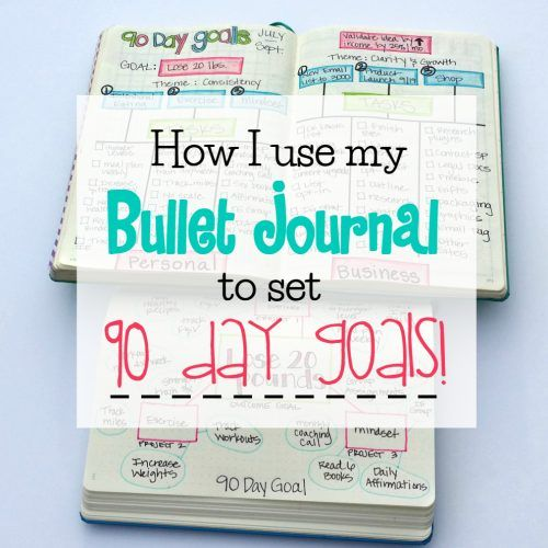 Plan With Me: August Bullet Journal Setup