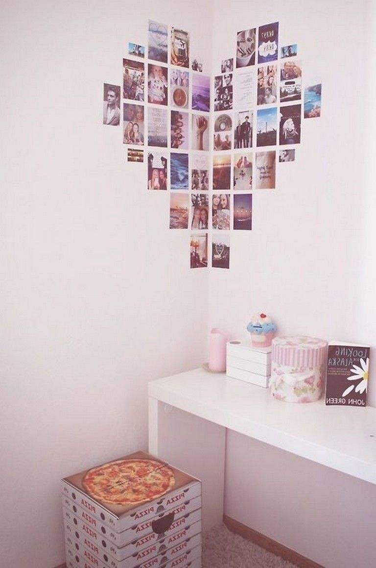 40 Outstanding Photo Wall Gallery Ideas Thuis Diy Muur Thuis