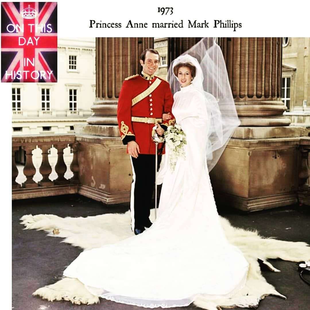 On This Day In History . 14 November 1973 . Princess Anne