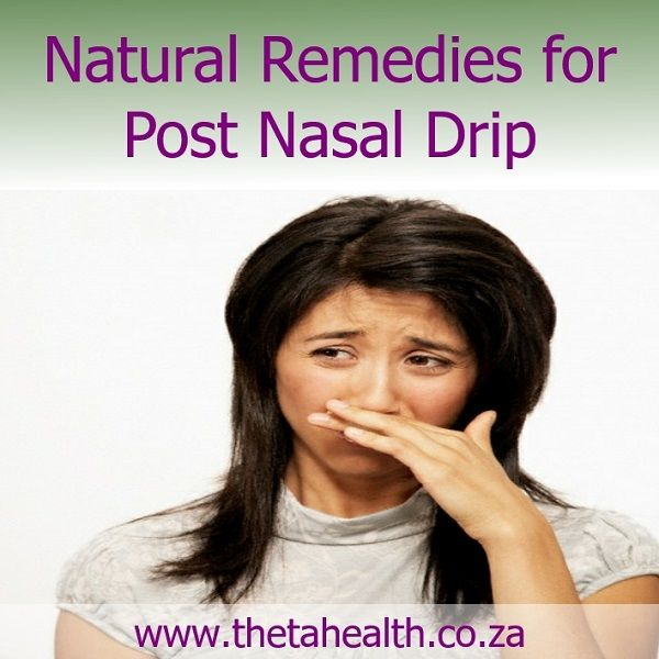 Post Nasal Drip Is A Where The Glands In Your Nose And
