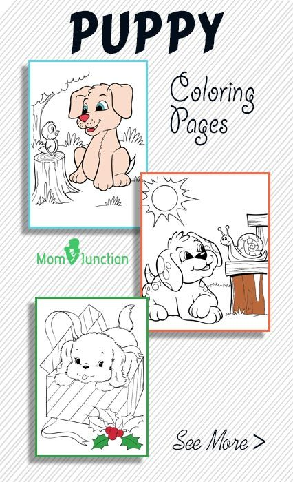 Top 30 Free Printable Puppy Coloring Pages Online Puppy Coloring