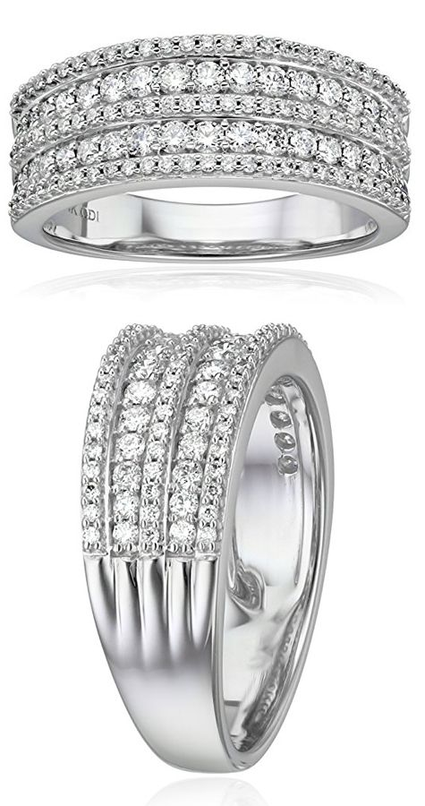 40 Unique Anniversary Ring Ideas for her Princess cut halo