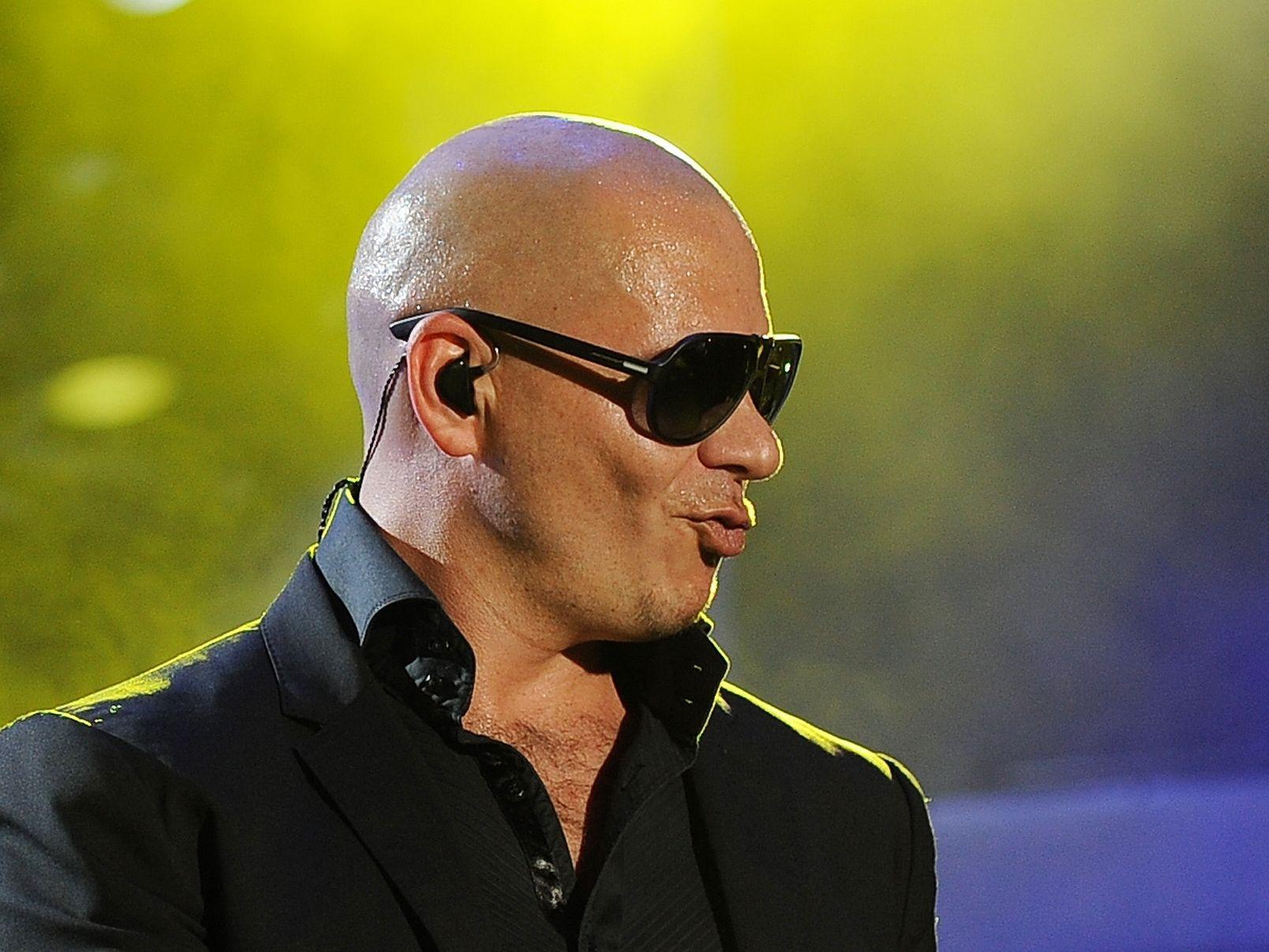Is Pitbull Mr Education Rapper Opens Charter School In Miami