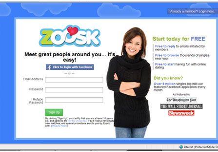 Zoosk promo code free trial 2017