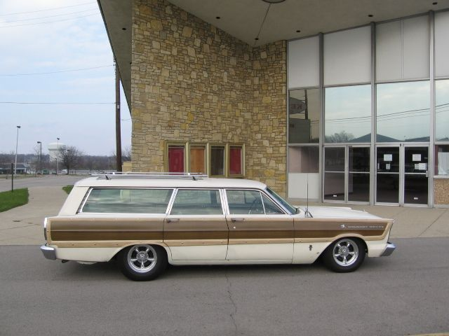 1965 Ford Galaxie Country Squire With Images Station Wagon
