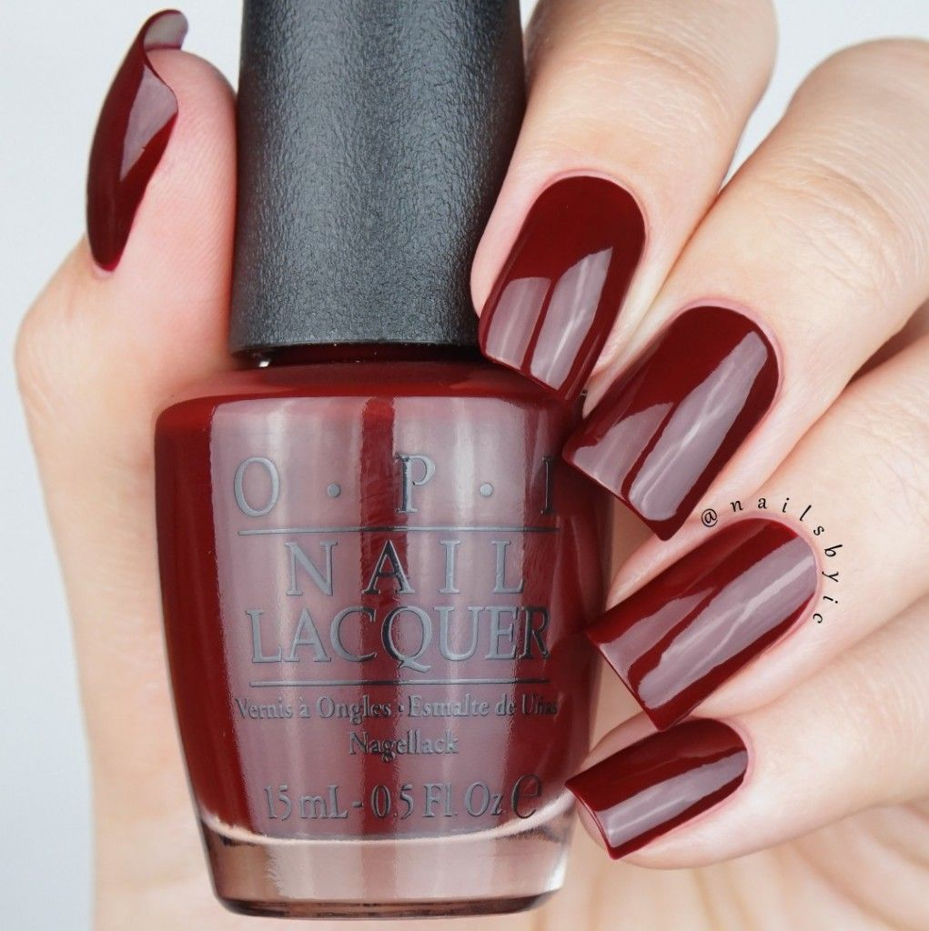 opi - can\'t read without my lipstick | Nail Polish Wishlist ...