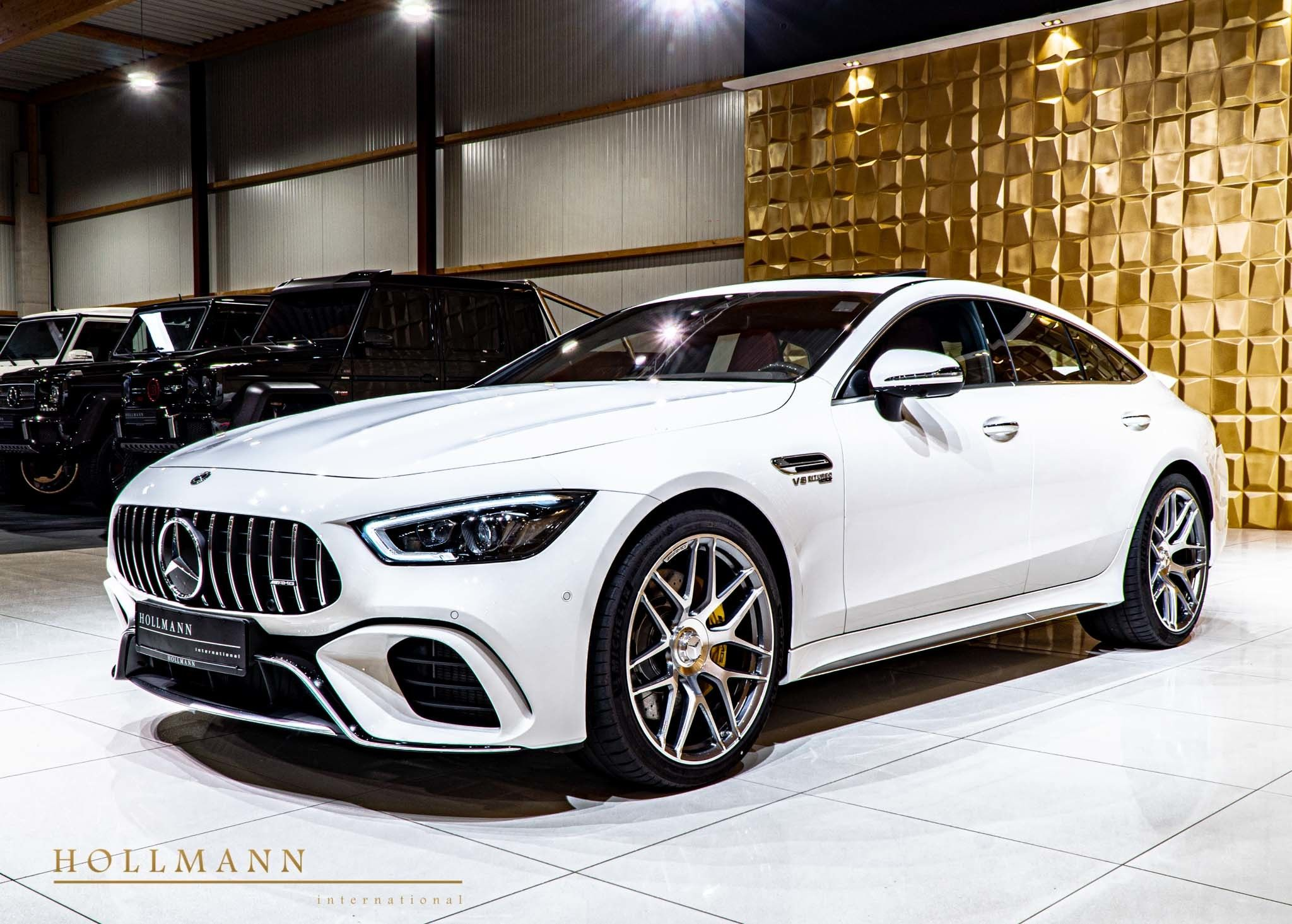 Mercedes Amg Gt 63 S 4m Luxury Pulse Cars Germany