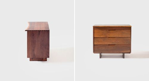 Chest of Drawers by George Nakashima