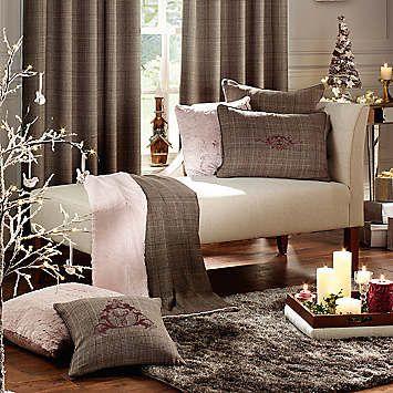 Sainsburys Autumndreamhome Chaise Longue Bedroom