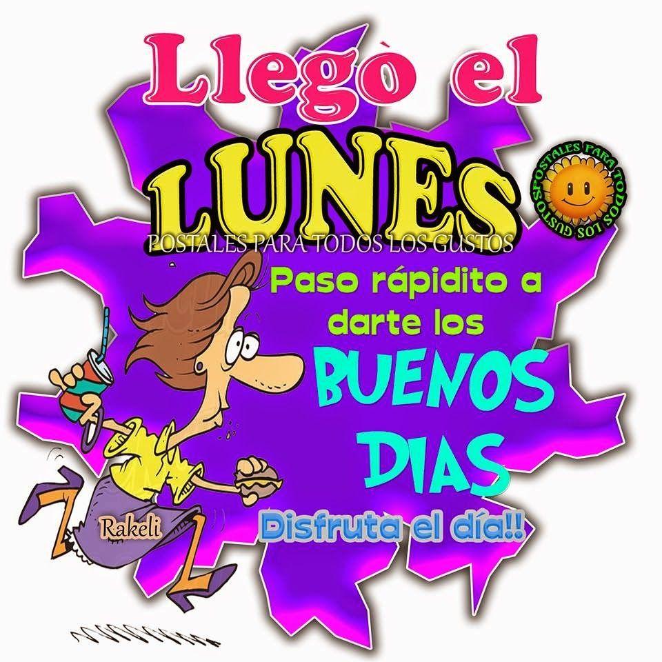 Lunes Saludos De Buenos Dias Mensajes De Buenos Dias Mensajes