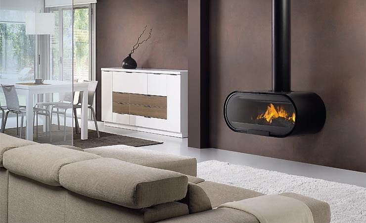 Ideas para decorar su chimenea chimeneas Pinterest