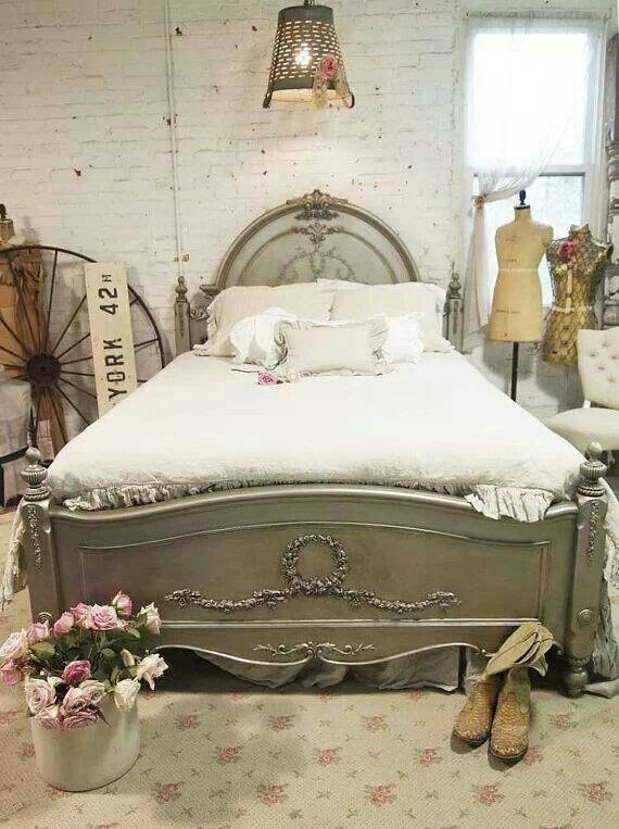 Brocante bedroom! - ~ Sweet Dreams ~ | Pinterest - Brocante