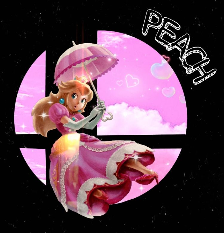 24++ Peach ssbu info