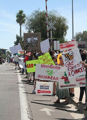 Thousands Plan To March Against Monsanto In Arizona