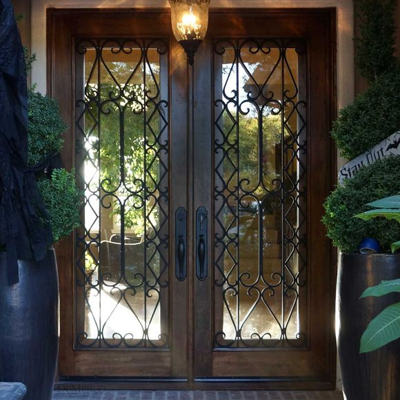 The Puerta Albanico Doors Are Beautiful Custom Spanish Entry Doors