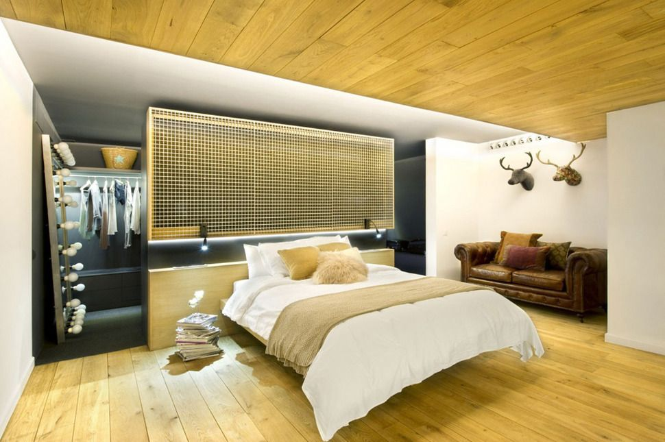 25 Stunning Modern Bedrooms Bedrooms Bath and Walls