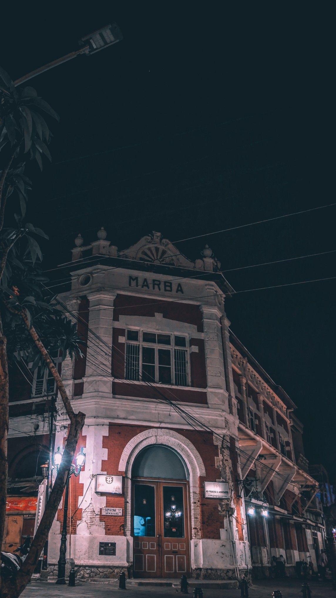 Kota Lama Semarang Fotografi Perjalanan Pemandangan Kota Gambar Kota