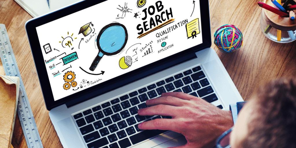 Les Etapes Pour Une Recherche D Emploi Efficace Et Efficiente Recherche Emploi Inbound Marketing Chiffres Cles
