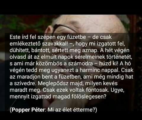 idézetek popper péter Popper Péter | Life quotes, Wise, Quotations