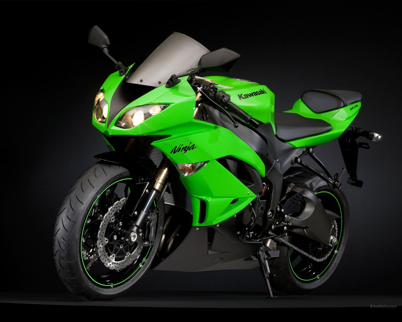 Kawasaki Ninja HD Wallpapers Backgrounds Wallpaper