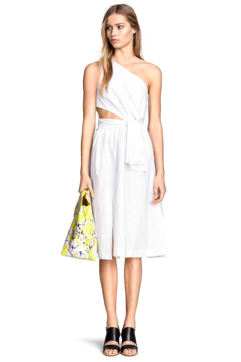 H&m lace dress white  Robe blanche de plage hum  Beautiful dresses  Pinterest  Dress ideas
