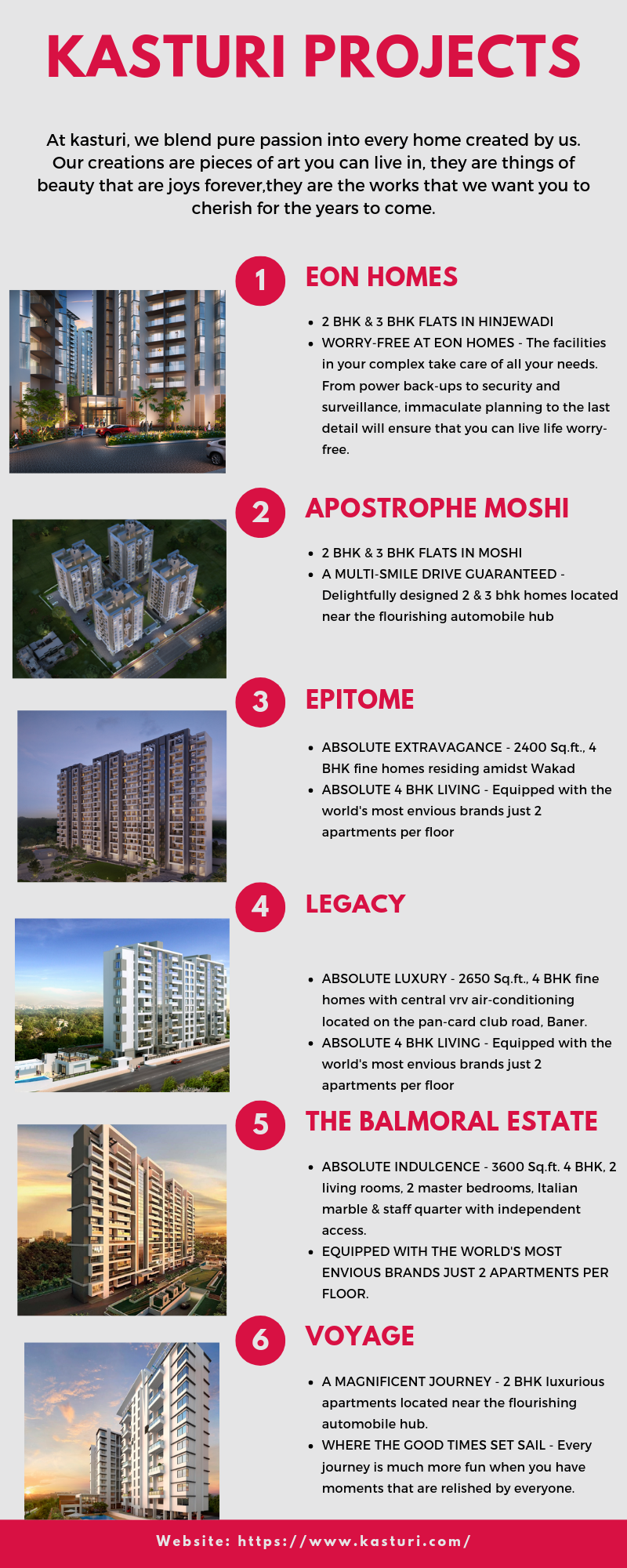 Want to buy luxury flat in Pune? Kasturi… | Places to Live