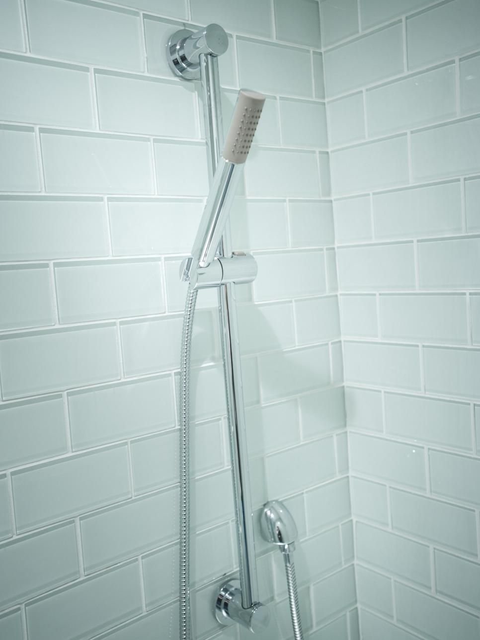 Basement Bathroom Pictures From HGTV Smart Home 2014 | Shower head ...