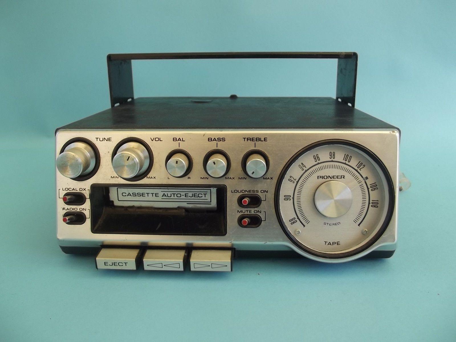 Details about VINTAGE KRACO KID-581-D-- AM/FM STEREO