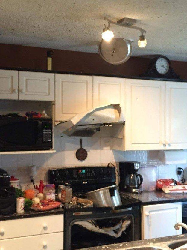 Und der, der sowieso eine neue Küche wollte: | Witzige ...