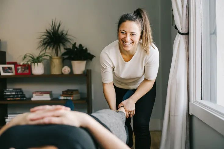 Can you dependent on going to a chiropractor a dc