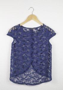 Second Hand Bluse, Blumen, 5,00€