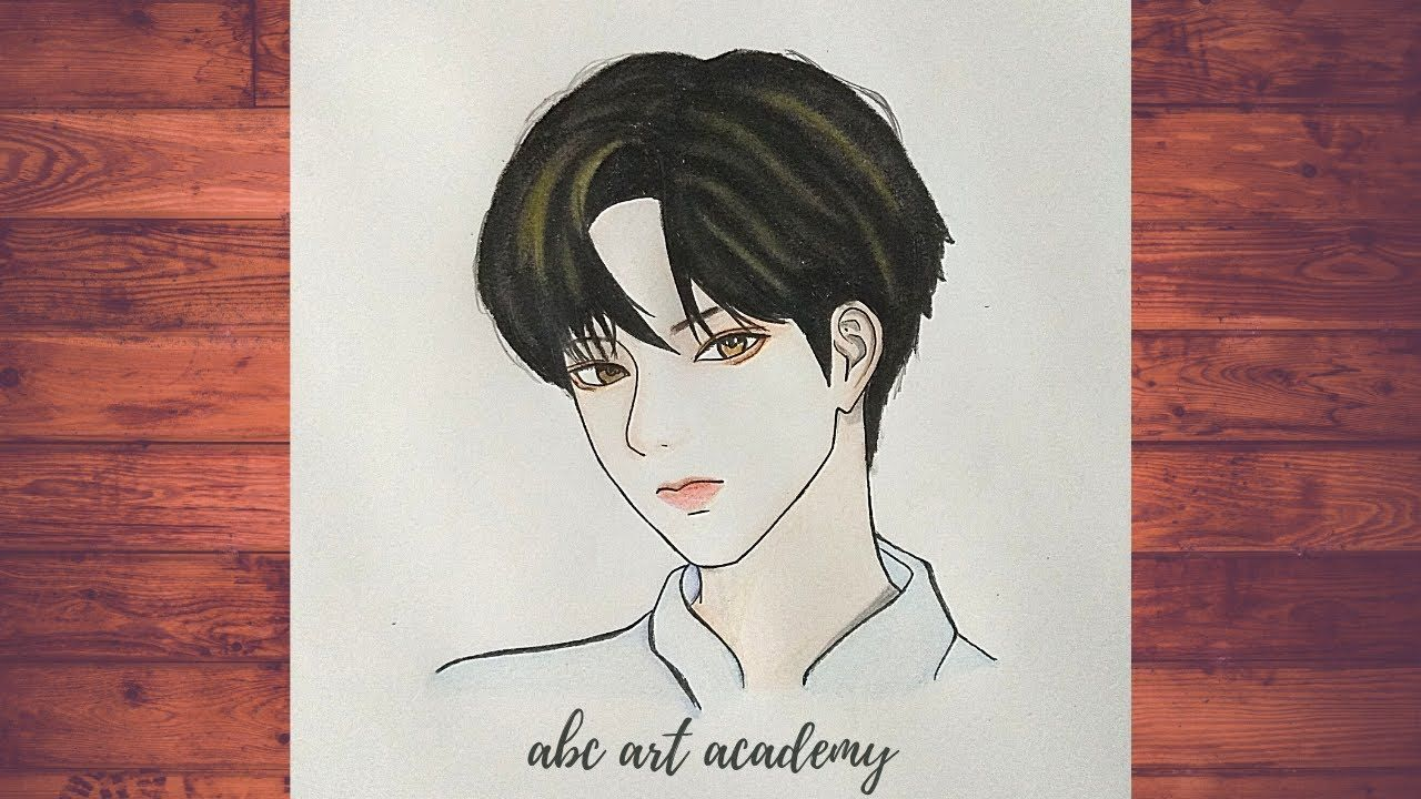 how to draw suho lee true beauty