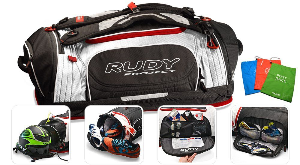 ea7658165 Rudy Project Gear Bag - TRANSITION BAG 46 - Triathlon