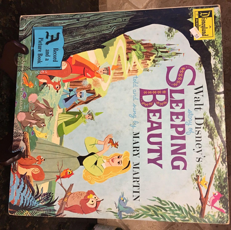 1958 Walt Disney S Sleeping Beauty Story And Songs Etsy Sleeping Beauty Movie Disney Sleeping Beauty Sleeping Beauty Illustration