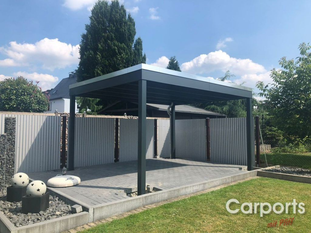 Carport Bauhaus Hpl Pfiff Carports Carport Mit Abstellraum Carport Carport Uberdachung