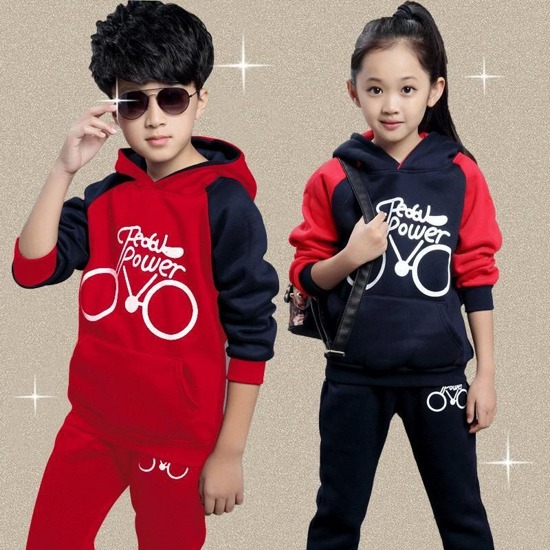 496c9168 Boys Girls Sport Suits 4 5 6 7 8 9 10 Year kids Tracksuits //Price: $11.49  & FREE Shipping // #girlsdresses