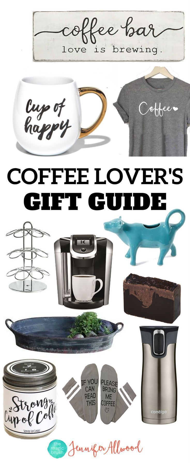 A Gift Guide for Coffee Lover's