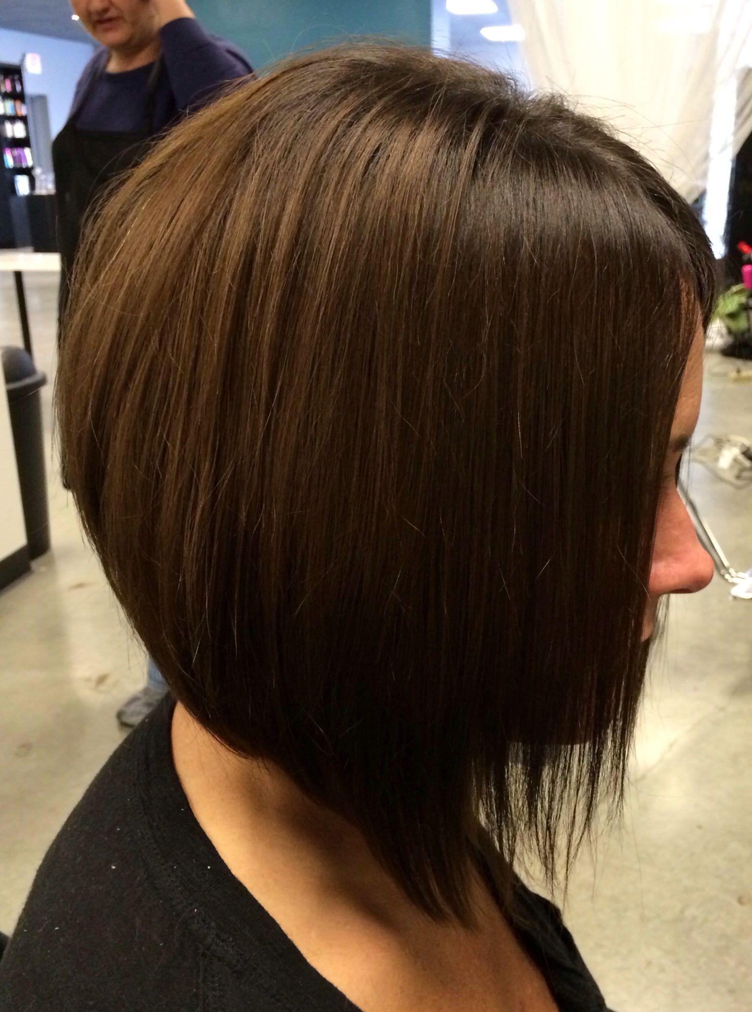 swing bob | hair by jeanna godfrey @ southern roots salon & spa