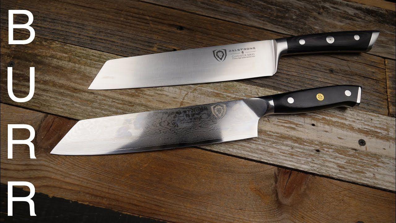 120 Vs 60 Knife Dalstrong Shogun Vs Gladiator Kiritsuke