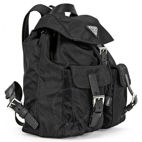 e7cbfe1e8cf87 ... usa prada vela nylon backpack black prada handbags jomashop bc59f 327cb  ...