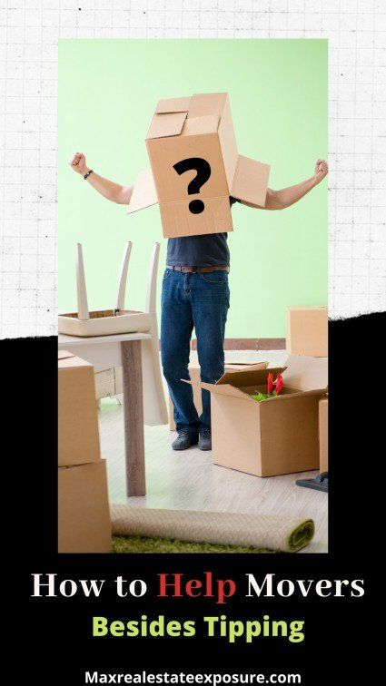 How Much Should I Tip Movers Real Estate Tips Real Estate