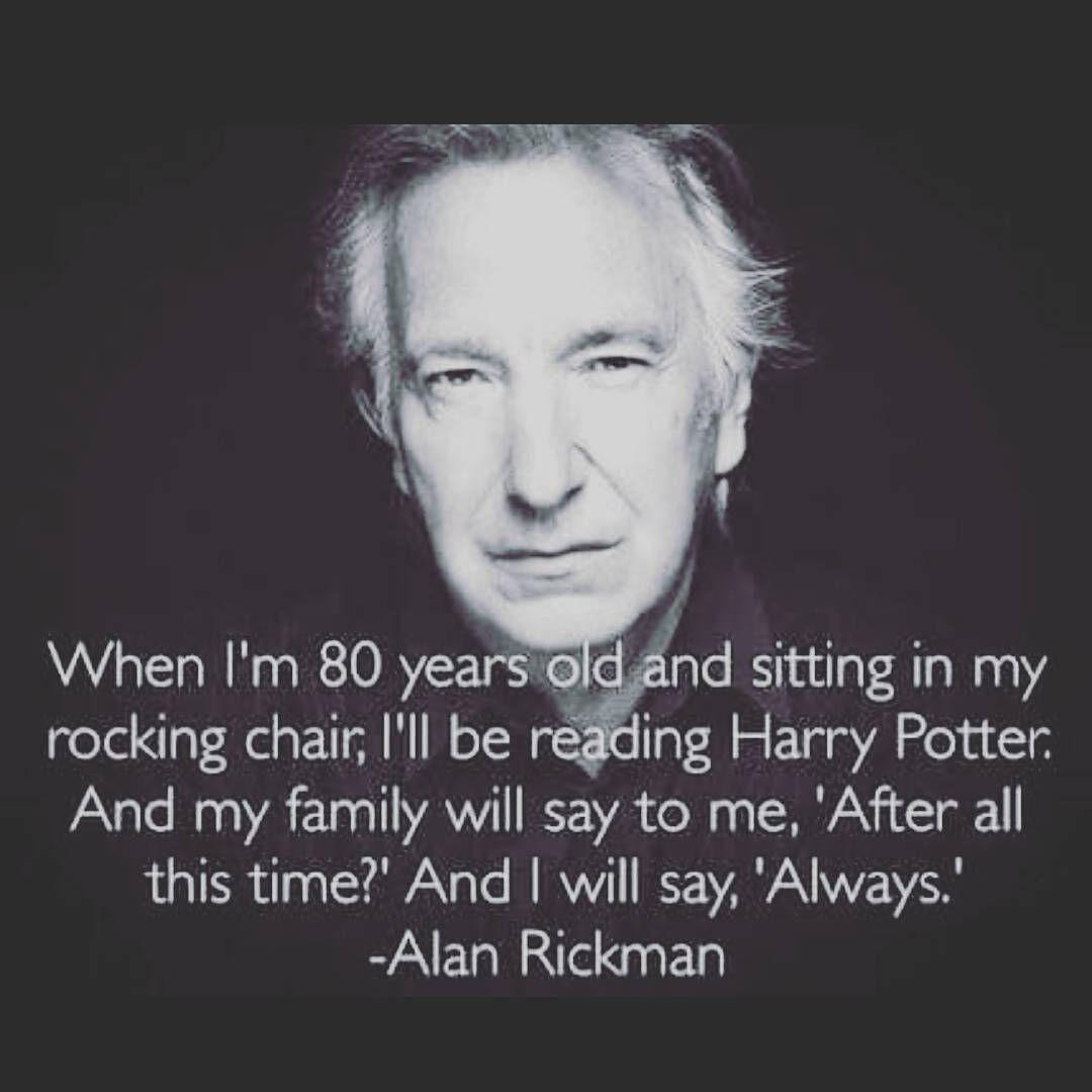 Instagram Alan Rickman Harry Potter Alan Rickman Alan Rickman Movies