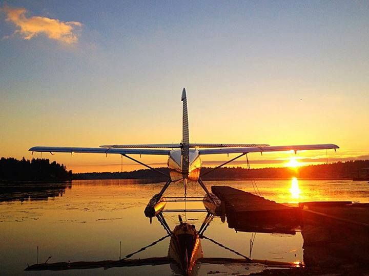 Take Off And Be A Part Of Something Beautiful Kenmore Air With