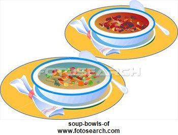Soup Bowls Of Clipart Clip Art Clip Art Soup Art
