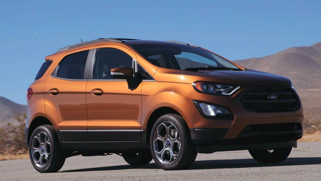 2018 Ford EcoSport Interior, Exterior, Concept Sports