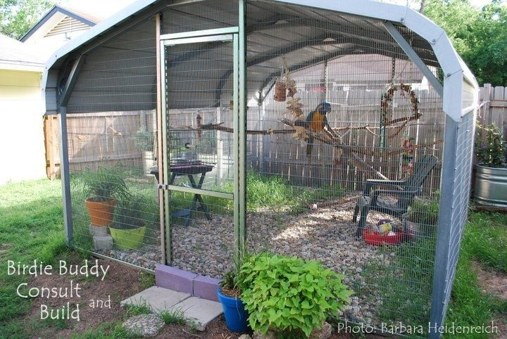 Interesting different aviaries! Aviaries Ideas Pinterest Bird