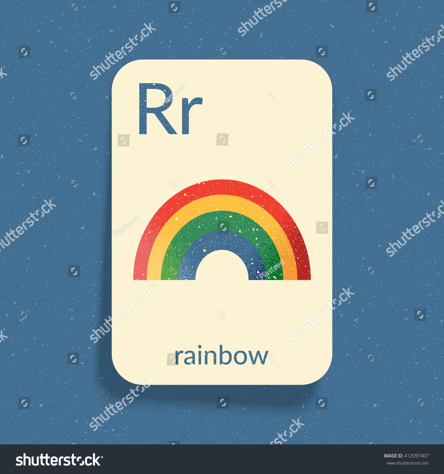 Image result for vintage rainbow logo