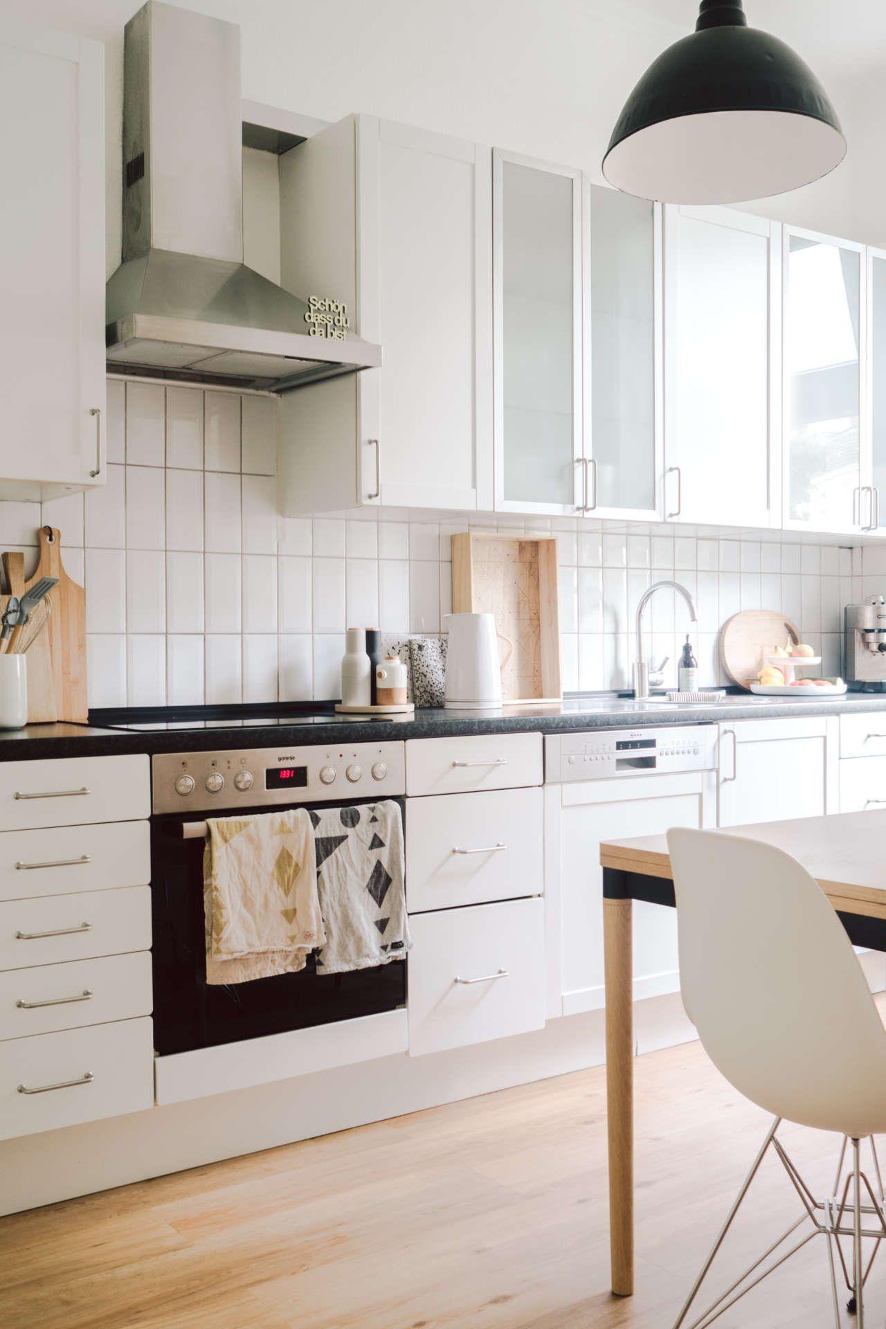 Küchenrenovierung: Aus alt mach neu | Küche | Küche ...