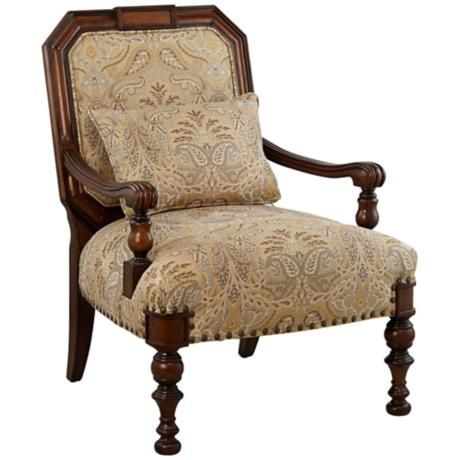 Jessel Upholstered Accent Armchair